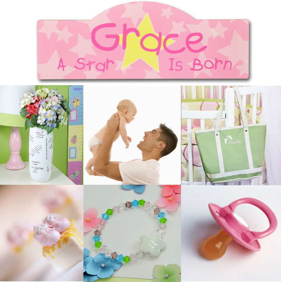 Baby Girl Babyshower Gifts