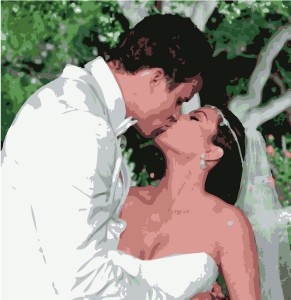 Kim Kardashian & Kris Humphries Wedding