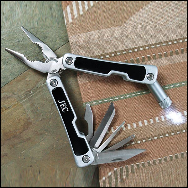 multitool pliers and light
